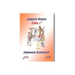 Lenguaje Musical Curso 1º Enseñanzas Elementales