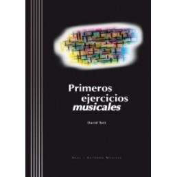 Primeros ejercicios musicales (2 CD)