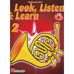Listen & Learn 2 Trompa + CD (Inglés)