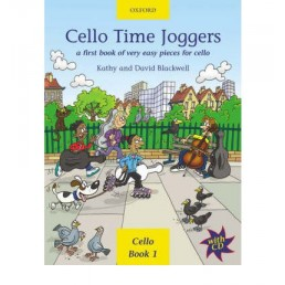 Cello time Joggers Book 1
