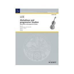Estudios melódicos progresivos V.1 Op.31