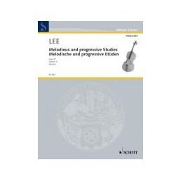 Melodious and progressive Studies Op.31 Vol. 2