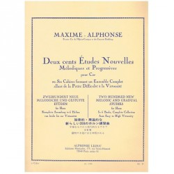 Estudios Nouvelles (200) V. 2