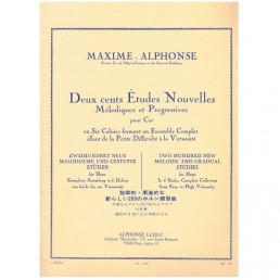 Estudios Nouvelles (200) V. 3
