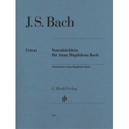 Album Anna Magdalena Bach (Urtext)