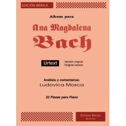 Album para Ana Magdalena (Urtext)