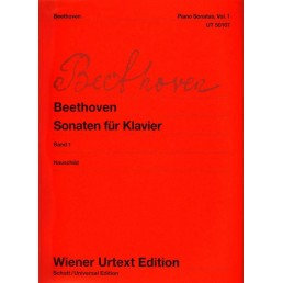 Piano Sonatas, Vol. 1 UT 50107