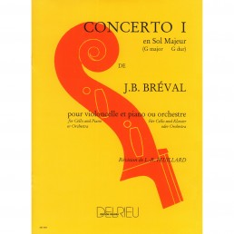 Concerto 1 en Sol M
