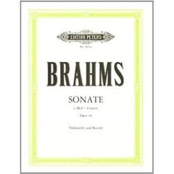 Sonata Mi m Op. 38
