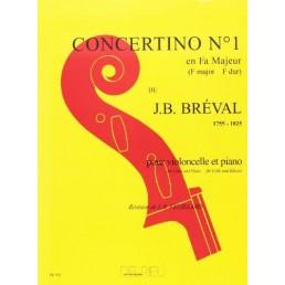 Concertino nº 1 en Fa M