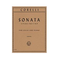 Sonata in D minor, Op. 5 Nº 8