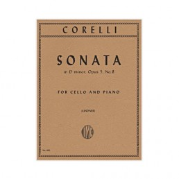 Sonata in D minor, Op. 5 Nº 8