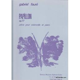 Papillon Op. 77