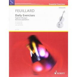 Daily Exercises violoncello