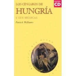 Los Cíngaros de Hungría y sus músicas (con CD)