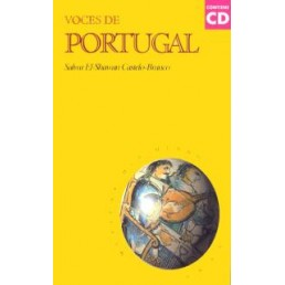 Voces de Portugal (con CD)
