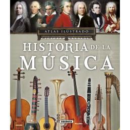 Historia de la Música - Atlas ilustrado-