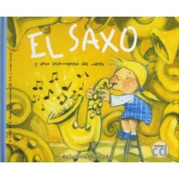 El Saxo i altres instruments de vent + CD