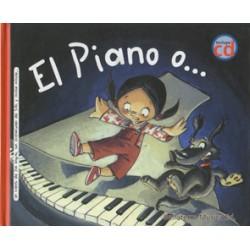 El piano o...+ CD