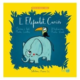 L-Elefantet curiós + CD