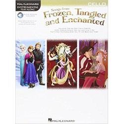 Frozen, Tangled and Enchanted Cello