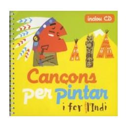 Cançons per pintar i fer l-indi + CD
