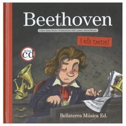 Beethoven i els nens + CD
