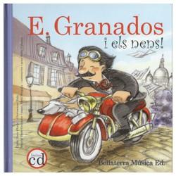 E.Granados i els nenes + CD