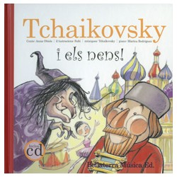 Tchaikovsky i els nens + CD