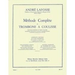 Méthode Complète de Trombone a Coulisse V. 1