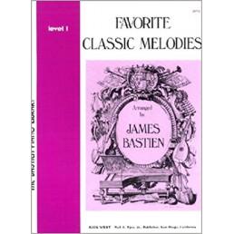 Melodias clasicas favoritas V.1