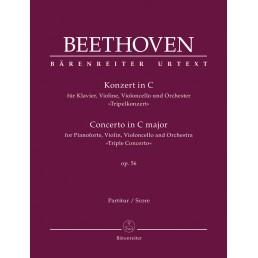 Koncert C Dur Op. 56 Violi 1