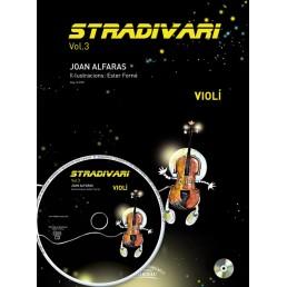 Stradivari Vol. 3 Violí -català-