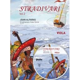 Stradivari Vol. 2 VIOLA