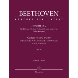 Koncert C Dur Op. 56 Violi 2