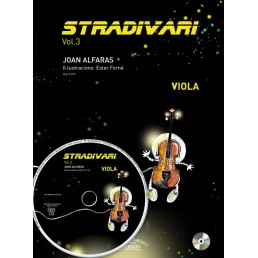 Stradivari Viola Vol. 3 + CD