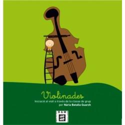 Violinades. Iniciació al violí. Alumne