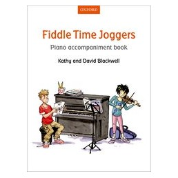 Fiddle Time Joggers Acomp.piano