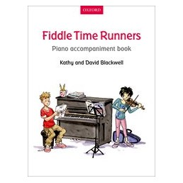 Fiddle Time Runners Acomp.piano
