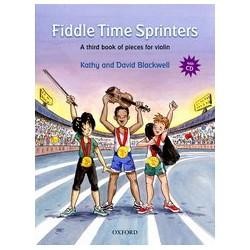 Fiddle Time Sprinters V.3 + CD