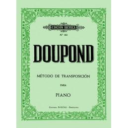 Método de transposición para piano