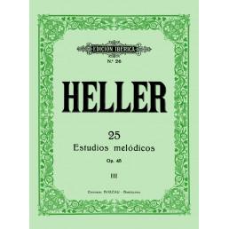 25 estudios melódicos Op. 45