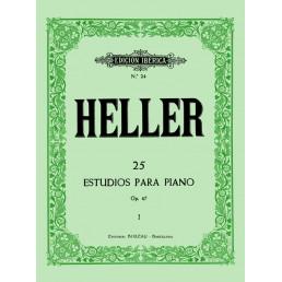 25 Estudios para piano Op. 47