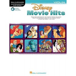 Disney Movie Hits + CD