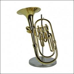 Mini baritono-tuba 9 cms. A04-1/6