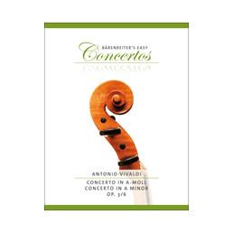 Concert La m Op. 3 Nº 6 RV 356