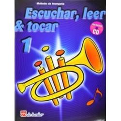 Escuchar, leer & tocar 1 Trompeta + CD