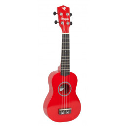 Ukelele Octopus UK-200RD Vermell