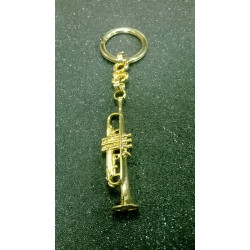 Clauer trompeta daurat 18 k 350412