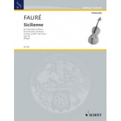 Sicilienne Sol mineur opus 78